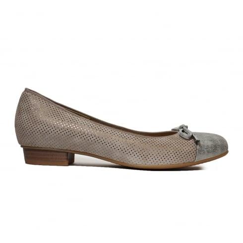ARA 33760-99 Taupe Womens Shoe