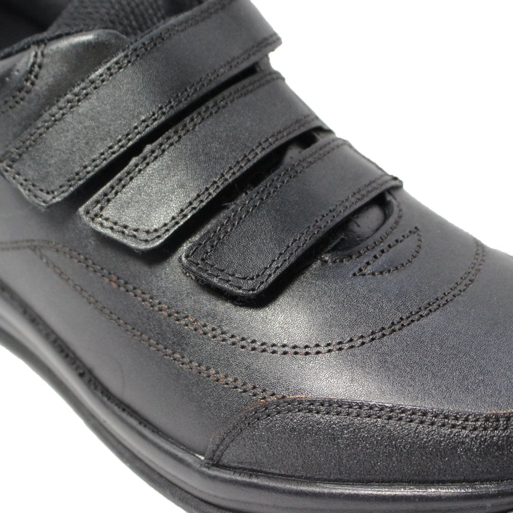 5G clarks boys leather shoe | in