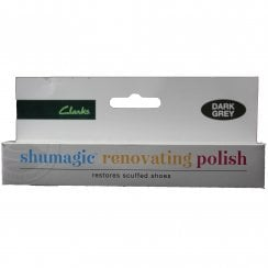 Shumagic Dark Grey Polish Touch Up Pen - Perfect To Cover Up Scuffs And Marks