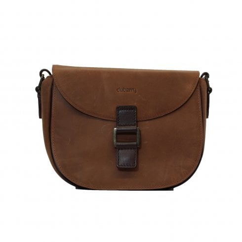 Dubarry Ballybay Chestnut Brown Saddle Cross Body Bag - Dubarry from North  Shoes UK 42b2538742f61