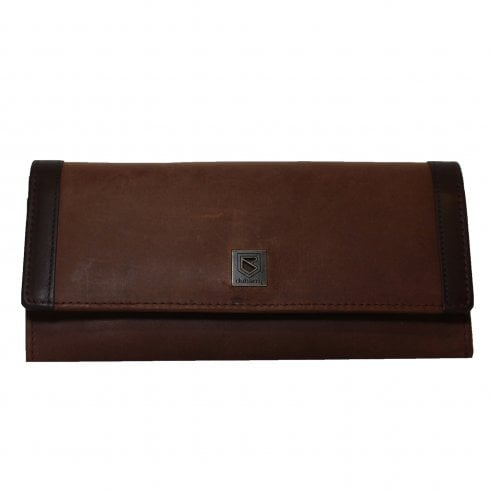 Dubarry Collinstown Chestnut Brown Leather Purse