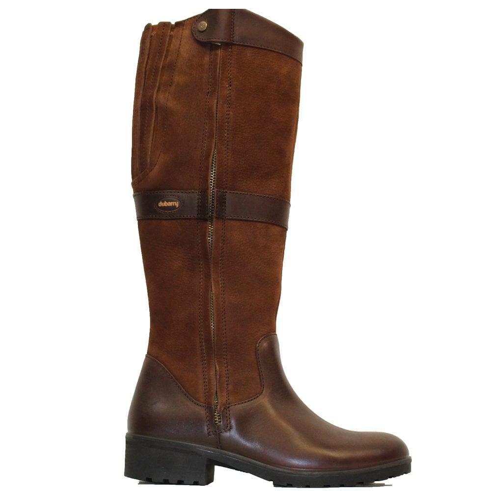 Dubarry Sligo Walnut Brown Leather