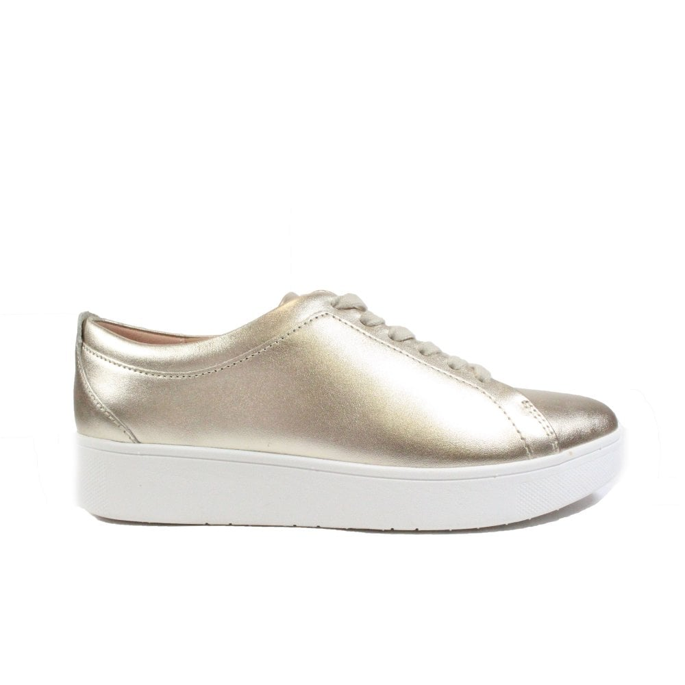 fitflop gold trainers cheap online