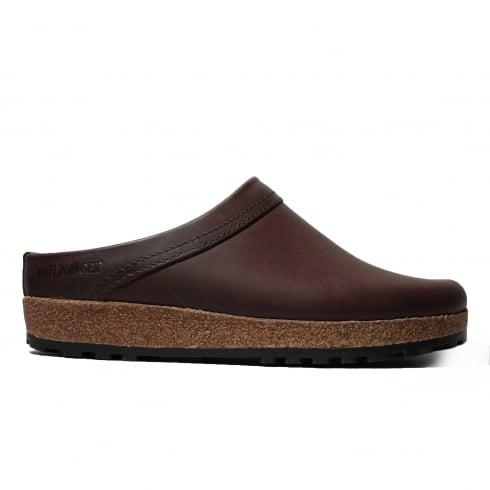 HAFLINGER Malmo Brown Unisex Slippers