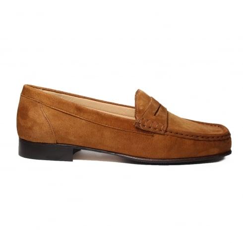 HB ITALIA 411 Tan Womens Shoe