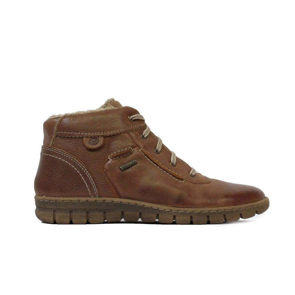 Josef Seibel Steffi 53 Tan Leather