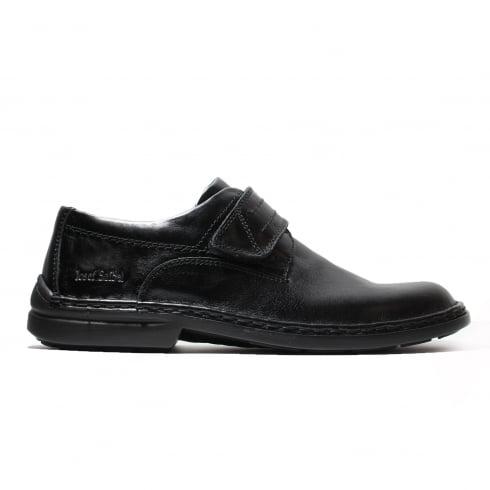 JOSEF SEIBEL Vigo 09 Black Mens Shoe