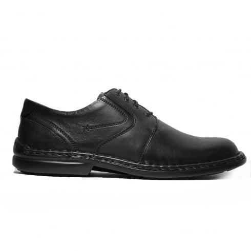 JOSEF SEIBEL Walt Black Mens Shoe