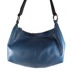 Otto Blue Handbag