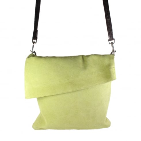 OWEN BARRY Z Top Large Green Handbag