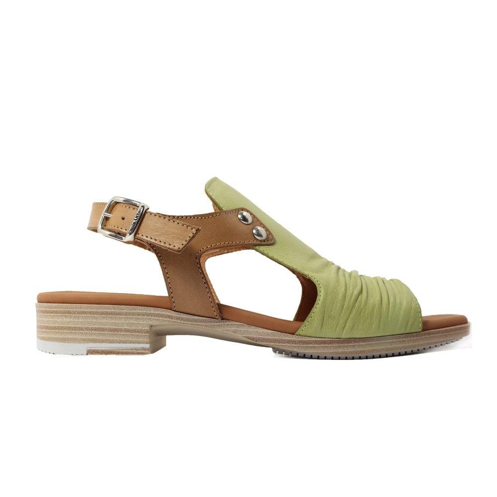 Urban Sandals Paula 9 Green Leather 17 Womens Summer UVjzMpGLSq
