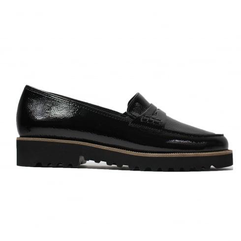 PAUL GREEN 1011-05 Black Womens Shoe