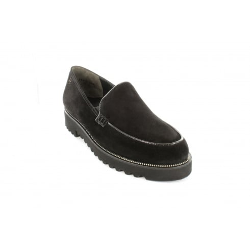 PAUL GREEN 1014-01 Black Womens Shoe