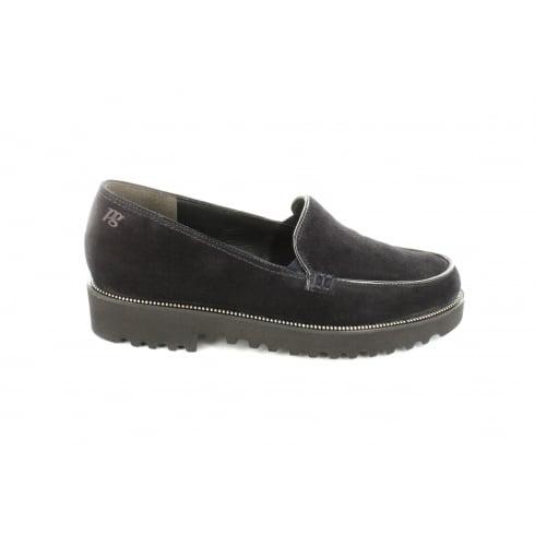 PAUL GREEN 1014-02 Navy Womens Shoe