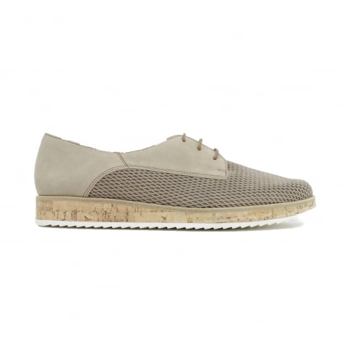 PAUL GREEN 1069-00 Beige Womans Shoe