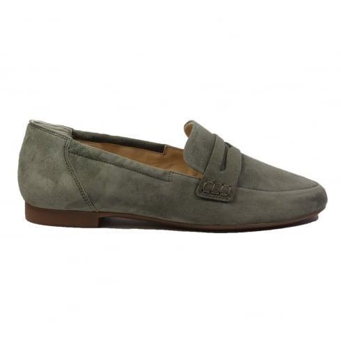 PAUL GREEN 1070-13 Olive Womens Shoe