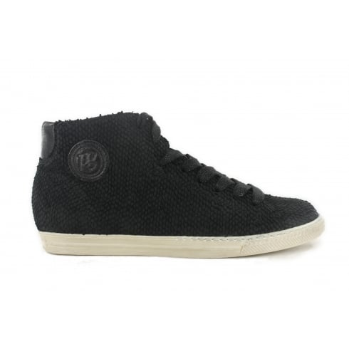 PAUL GREEN 1167-34 Black Womens Boot
