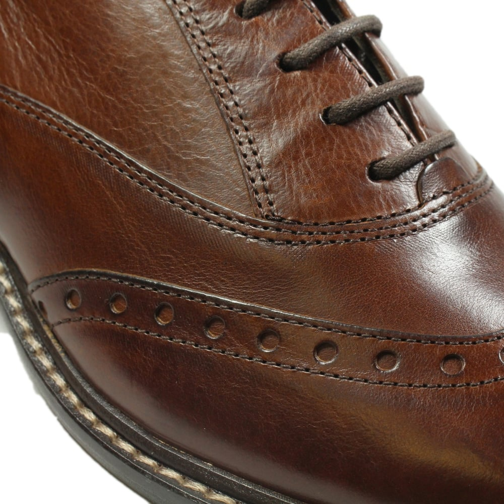 Paul Green 1436-27 Brown Leather Womens