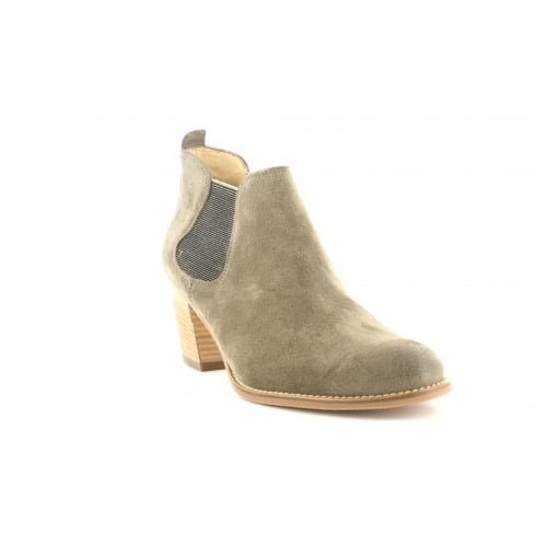 PAUL GREEN 1466-04 Taupe Womens Boot