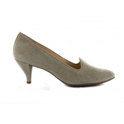 PAUL GREEN 1556-05 Grey Womens Shoe