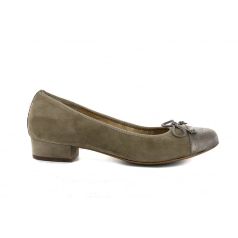 PAUL GREEN 1570-01 Grey Womens Shoe