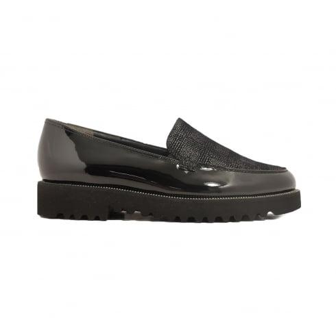 PAUL GREEN 1612-20 Black Womens Shoe