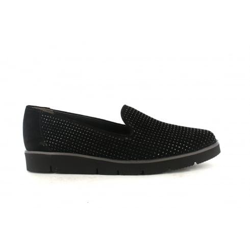 PAUL GREEN 1689-05 Black Womens Shoe