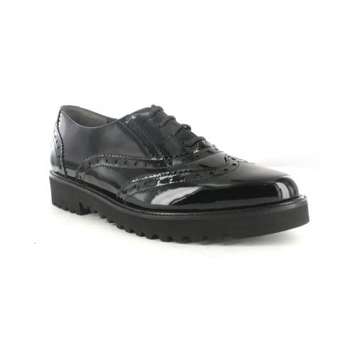 PAUL GREEN 1702-00 Black Womens Shoe