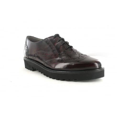 PAUL GREEN 1702-04 Burgundy Womens Shoe