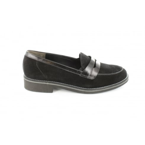 PAUL GREEN 1788-06 Black Womens Shoe