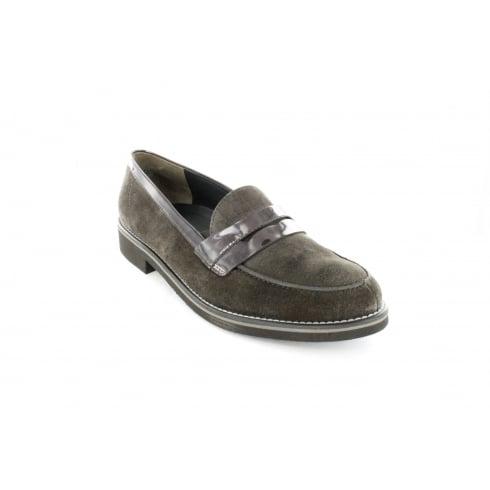 PAUL GREEN 1788-08 Grey Womens Shoe