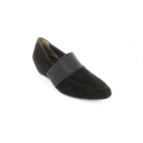 PAUL GREEN 1791-00 Black Womens Shoe