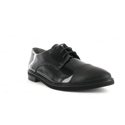 PAUL GREEN 1807-01 Black Womens Shoe