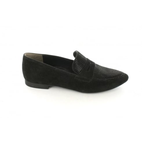 PAUL GREEN 1814-01 Black Womens Shoe