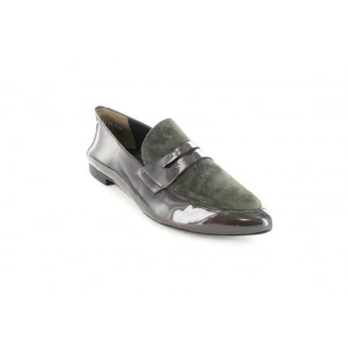 PAUL GREEN 1814-03 Grey Womens Shoe