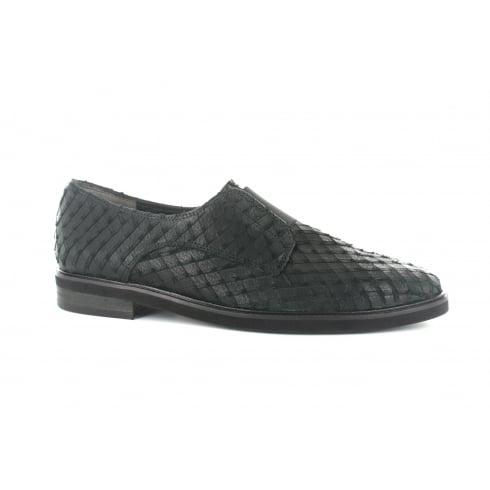 PAUL GREEN 1819-02 Black Womens Shoe