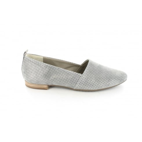 PAUL GREEN 1897-04  Grey Womens Shoe