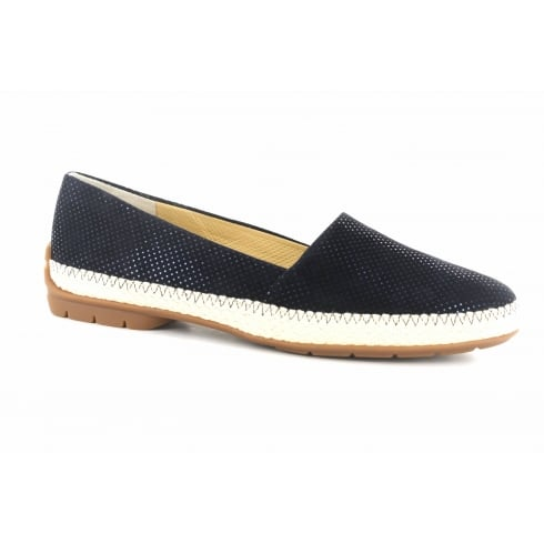PAUL GREEN 1962-05 Navy Womens Shoe