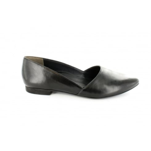 PAUL GREEN 2214-00 Black Womens Shoe