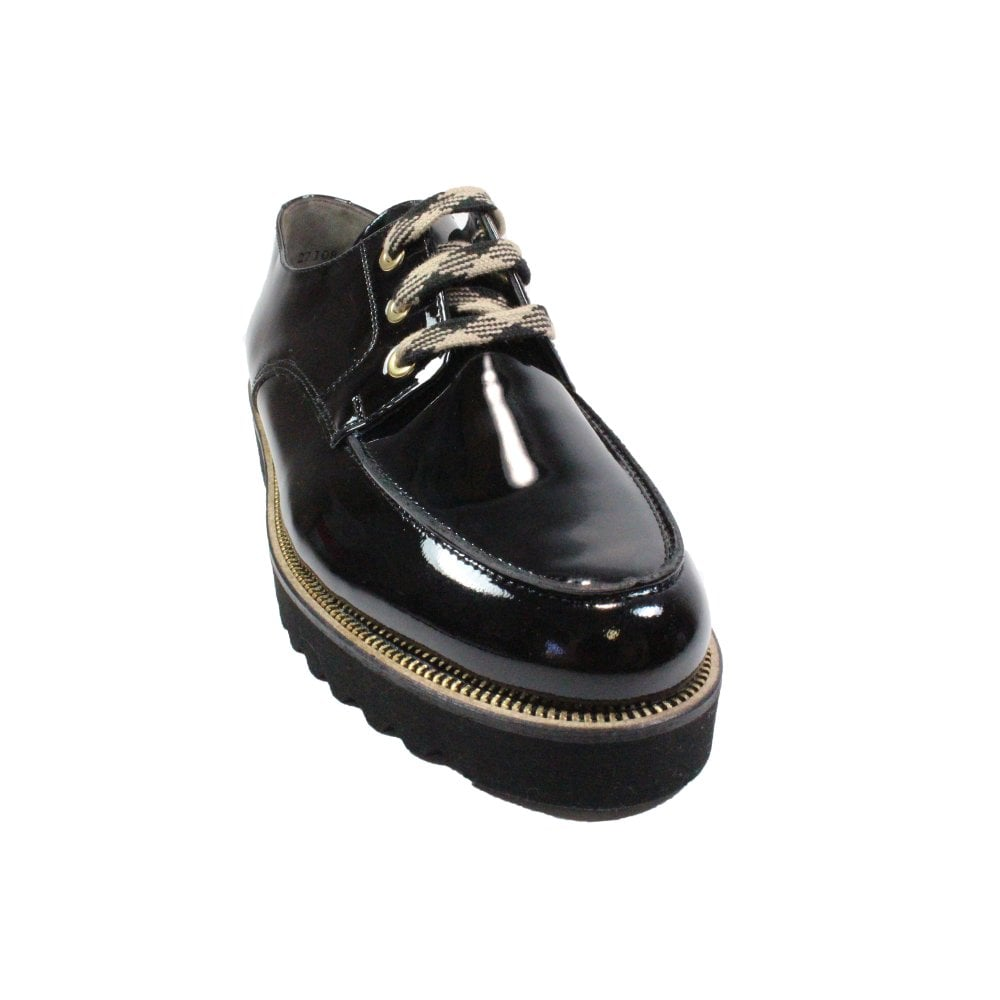 Paul Green 2540-00 Black Patent Leather