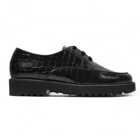 PAUL GREEN 2629-04 Black Womens Shoe