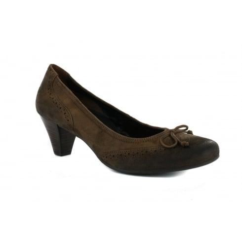 PAUL GREEN 2668-43 Brown Womens Shoe