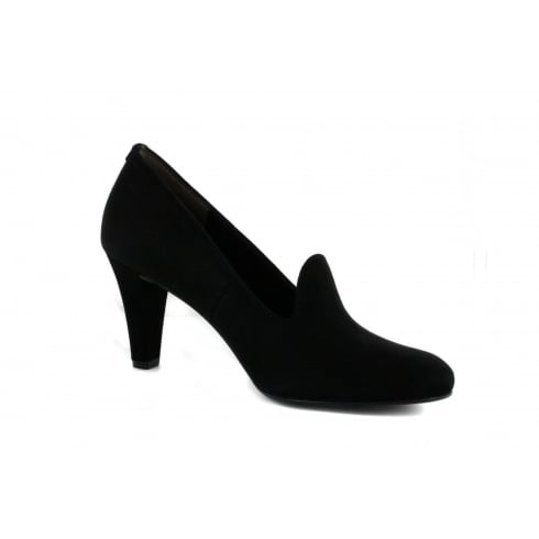 PAUL GREEN 2833-01 Black Womens Shoe