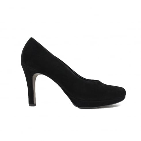 PAUL GREEN 2834-41 Black Womens Shoe