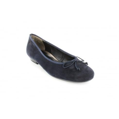 PAUL GREEN 3102-42 Navy Womens Shoe