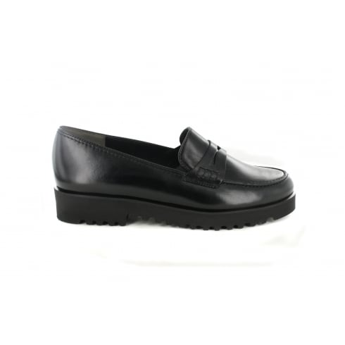 PAUL GREEN 3142-11 Black Womens Shoe