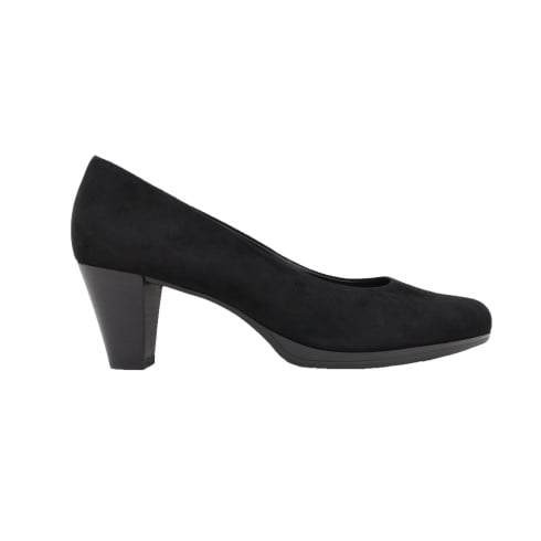 PAUL GREEN 3216-00 Black Womens Shoe