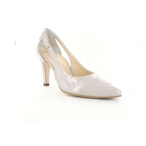 PAUL GREEN 3285-00 Cream Womens Shoe
