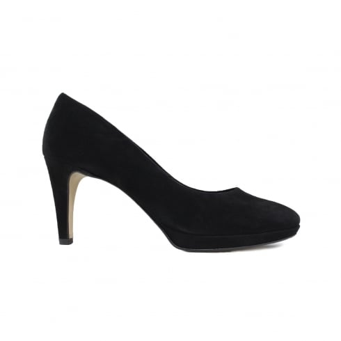 PAUL GREEN 3326-00 Black Womens Shoe