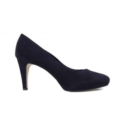 PAUL GREEN 3326-01 Navy Womens Shoe